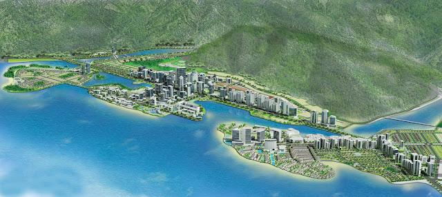 Quy hoạch Hạ Long Marina