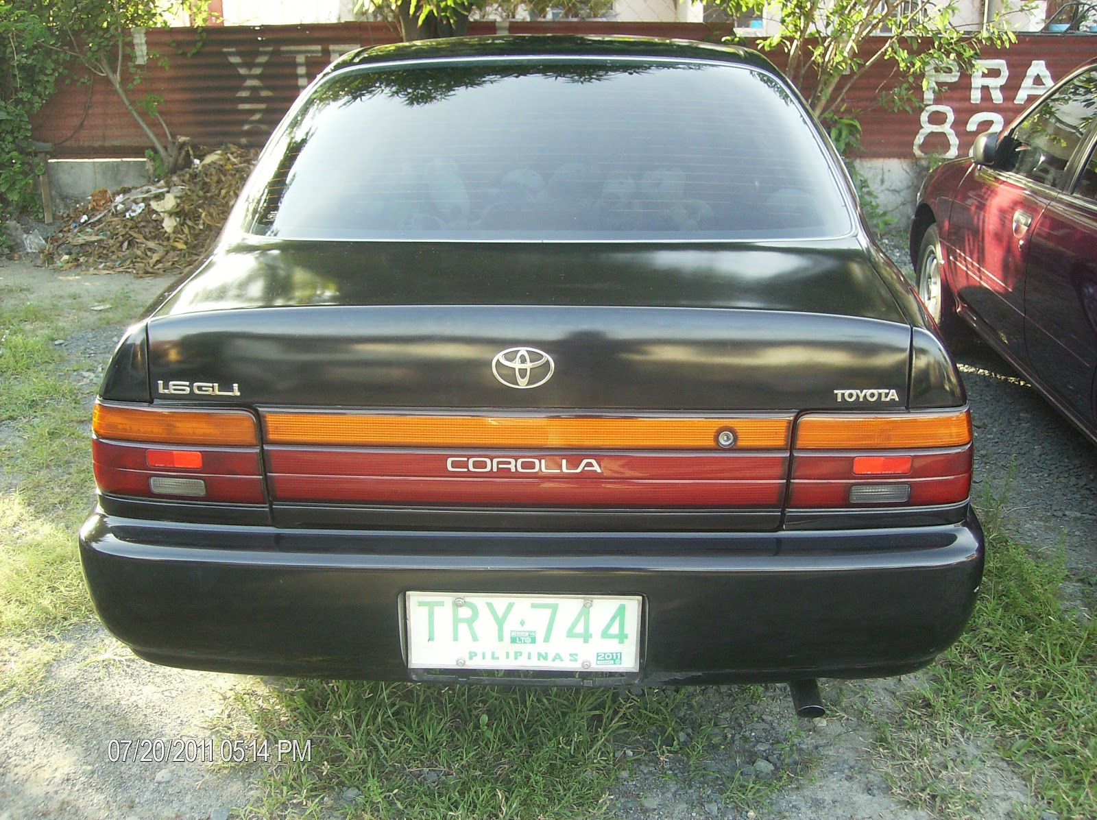 toyota corolla 1998 service manual for sale car truck parts [ 1600 x 1196 Pixel ]