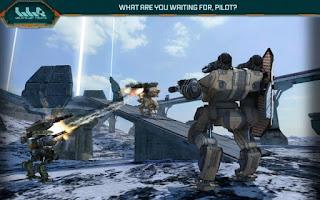 Walking War Robots Apk v1.7.1