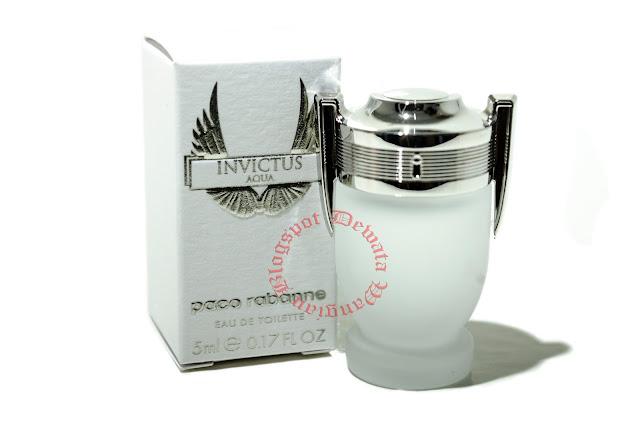 Paco Rabanne Invictus Aqua Miniature Perfume