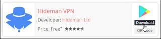 تحميل تطبيق Hideman VPN للاندرويد