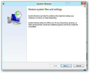 كيف تقوم بعمل Windows 8 and 8.1 System Restore