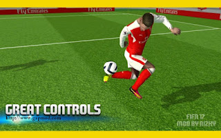 Download FTS Mod FIFA 17 v2 by Rizky Apk + Data