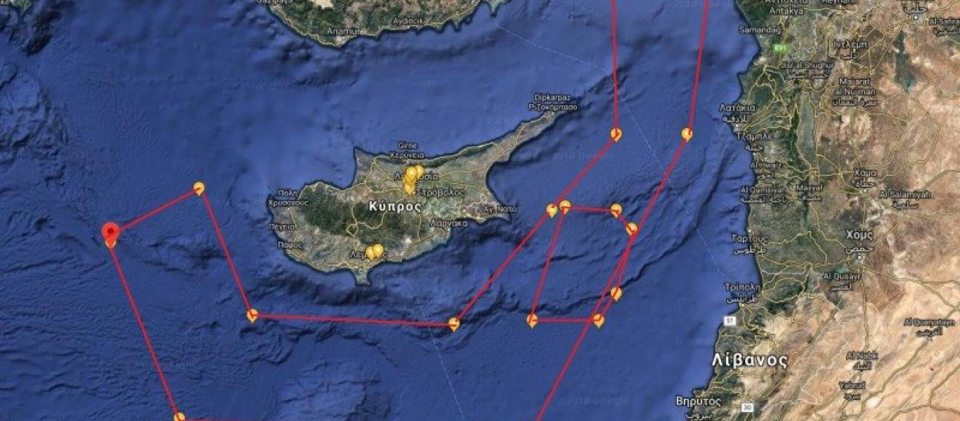 Γεωτρήσεις τέλος, στην κυπριακή ΑΟΖ; Η Τουρκία δέσμευσε το 70% των Οικοπέδων!