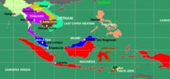 Profile 10 Negara Asean Asia Tenggara Lengkap Sepucuk Surat Peta