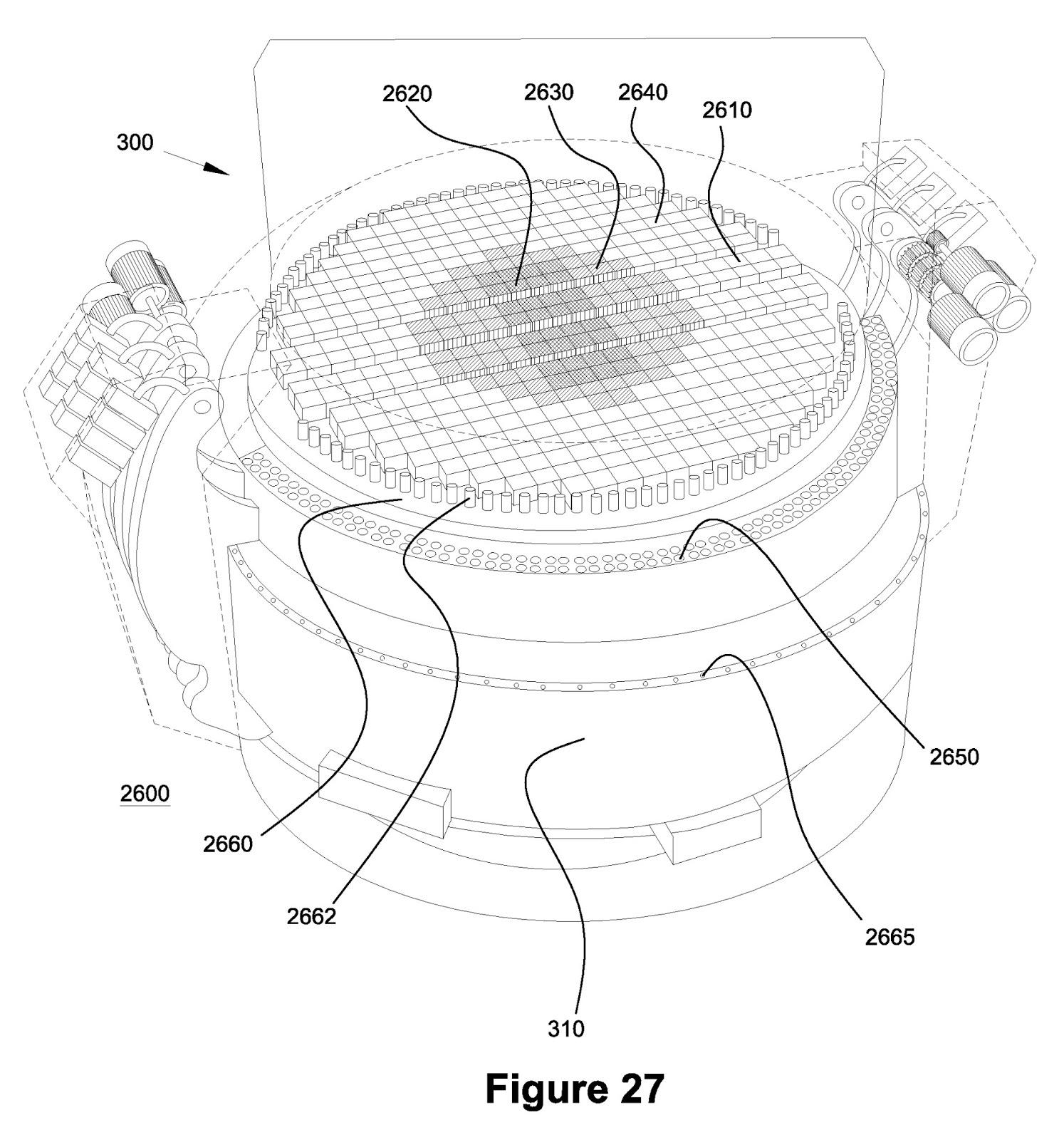The Tpc Dbi Thorium Nuclear Reactor Patent