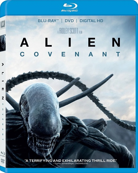 Alien: Covenant (2017) 720p y 1080p BDRip mkv Dual Audio AC3 5.1 ch