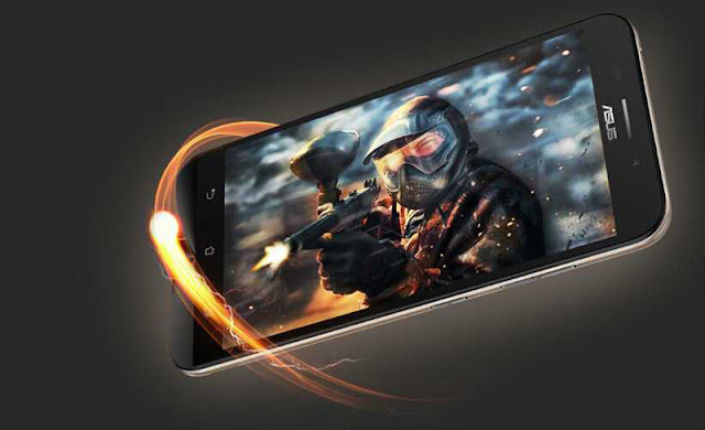 Asus ZenFone Max HD graphics for gaming