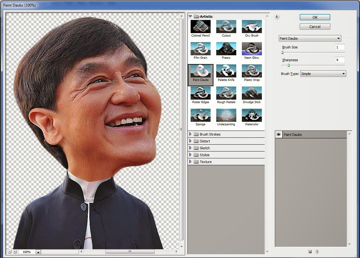 CARA MEMBUAT KARIKATUR DENGAN PHOTOSHOP PhotoshopID