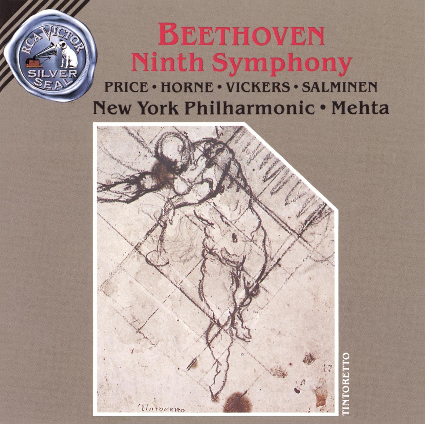 La Castafiore Beethoven Symphony No 9 Price Horne Vickers Salminen Mehta Mp3