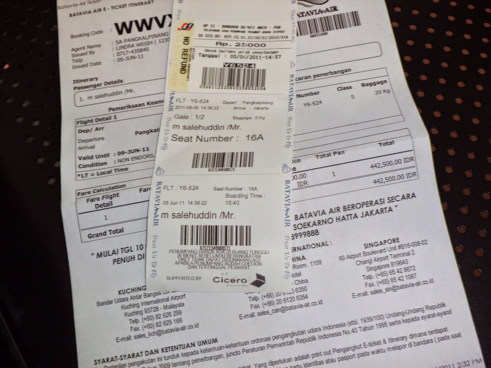 Airport Tax Akan Disatukan dengan Tiket Pesawat Oleh PT Angkasa Pura