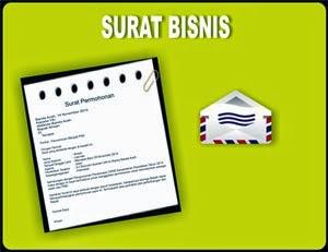 Gambar Contoh Surat Bisnis