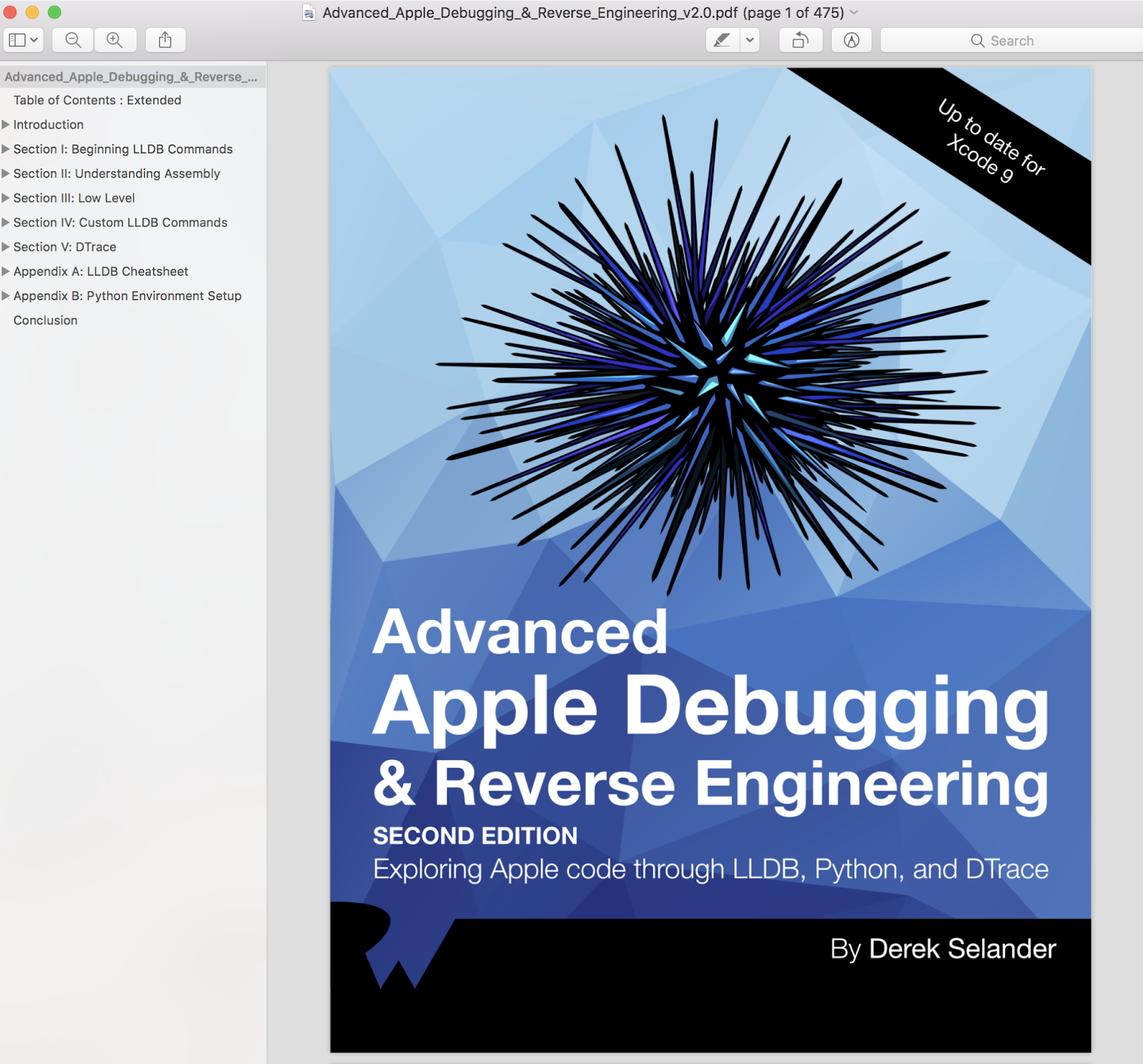 Download advanced apple debugging reverse engineering pdf epub download advanced apple debugging reverse engineering pdf epub full souce code update xcode baditri Image collections