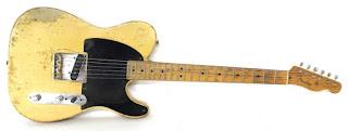 Η Fender Esquire