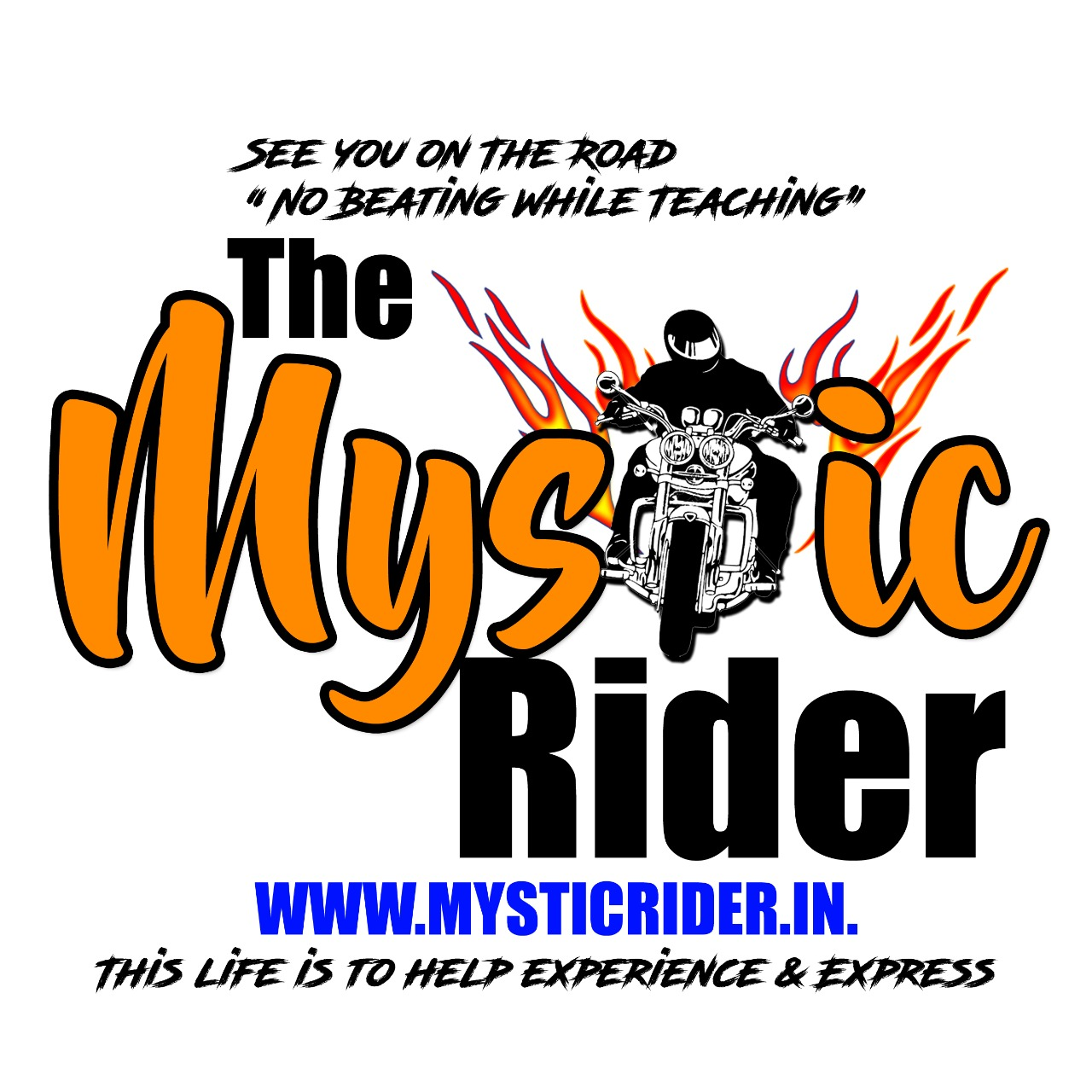 The Mystic Riders | See You on the Road...👌👌