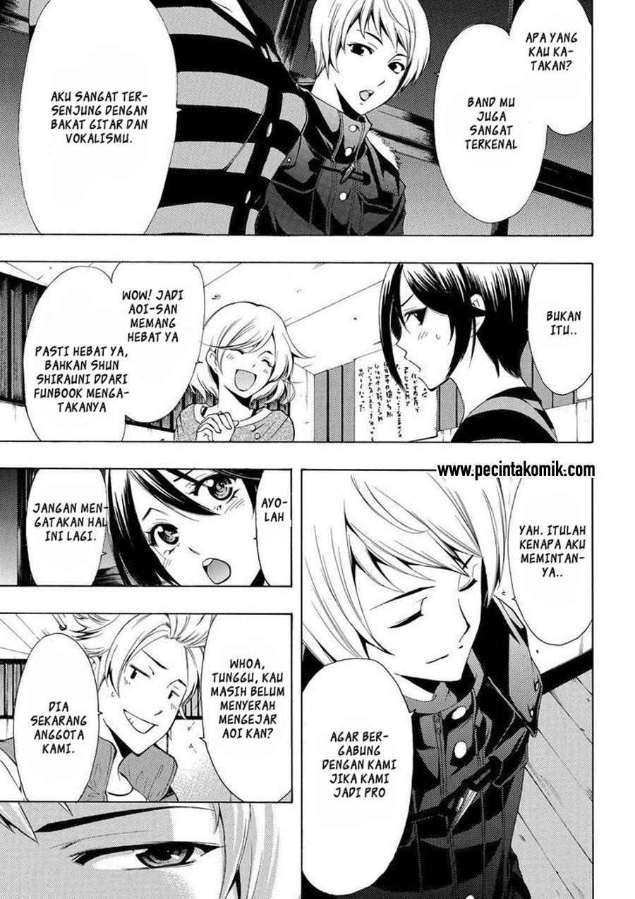 Fuuka Chapter 139-4