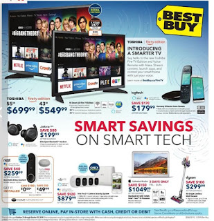 Best Buy Flyer Weekly Smart Savings On Tech Fri Oct 19 – Thu Oct 25