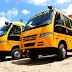 Conde adquire com recursos próprios dois ônibus escolares e amplia a frota municipal