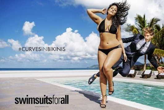 Five Tips from Ashley Graham to Find a Perfect Swimsuit