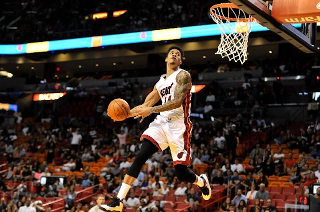 Como é um jogo da NBA em Miami?