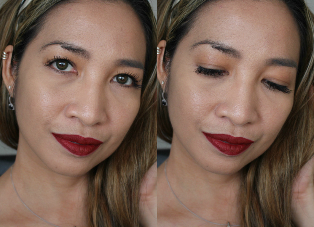smashbox always on matte liquid lipstick disorderly