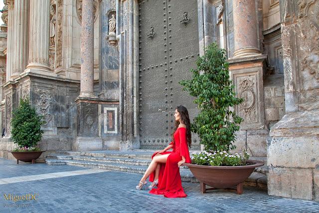 Maria Garcia, modelos