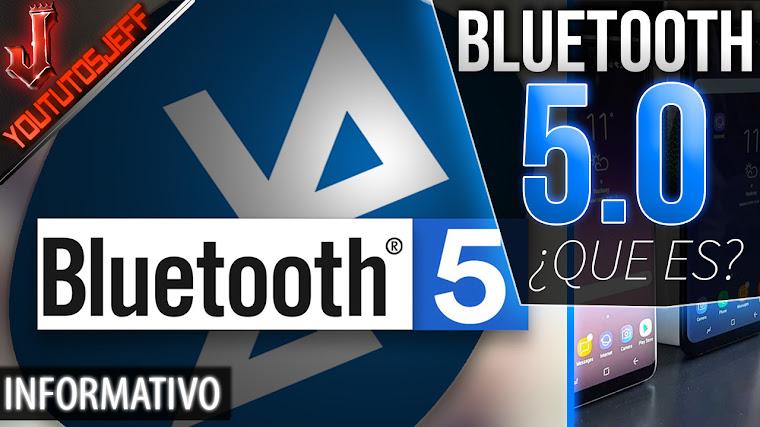¿Qué es el Bluetooth 5.0?