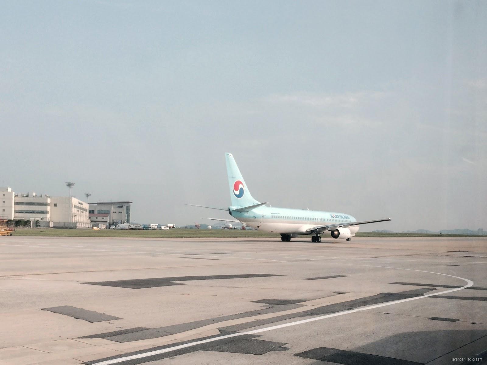 South Korea, Yonsei University, YISS 2014, Gimpo Airport