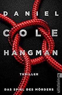 Neuerscheinungen im Jänner 2018 #1 - Hangman. Das Spiel des Mörders von Daniel Cole