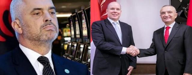 Meta fton 'shefin botërorë' të Kazinove nga Monako; lufta shqiptare për monopolin e Kazinove dhe Basteve