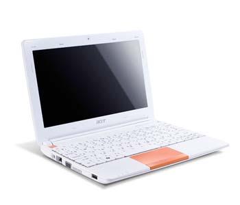 Acer Aspire One Happy 2 Specs