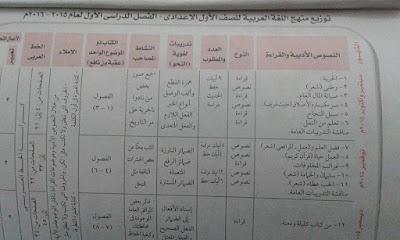 تحميل كتاب الامتحان لغة عربية للصف الثاني الاعدادى pdf