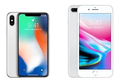 سعر ومواصفات ايفون 8 وايفون 8 بلس وايفون اكس فى جميع الدول العربيه 2017