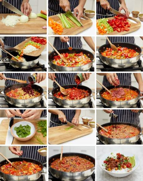 Chili Rezept Jamie Oliver Excellent Felicitys Perfect Chilli Con
