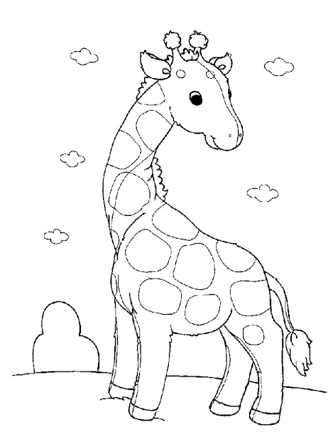 Ba Zoo Animals Coloring Pages Photo Animal Coloring Sheets