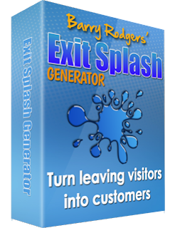 [GIVEAWAY] Exit Splash Generator [TURN LEAVING VISITORS INTO CUSTOMERS]