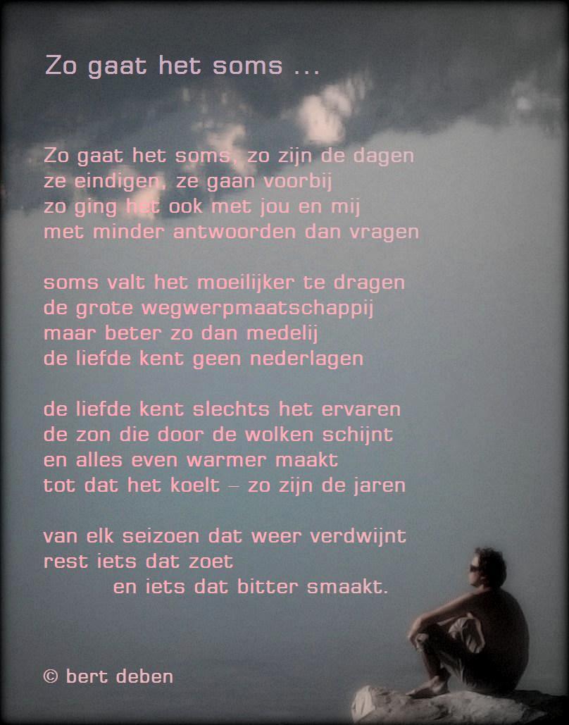 emotionele gedichten engels
