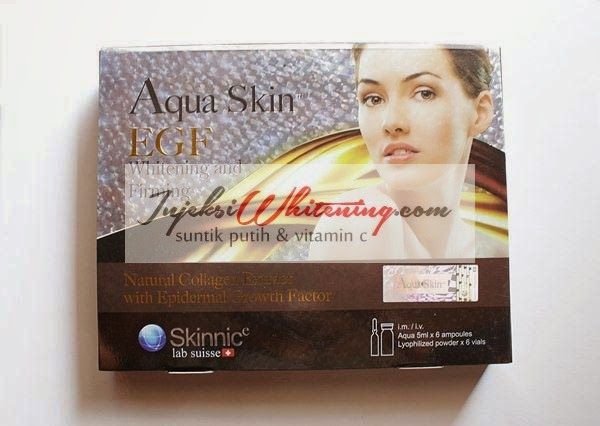 Skinnic Aqua Skin EGF Whitening and Firming