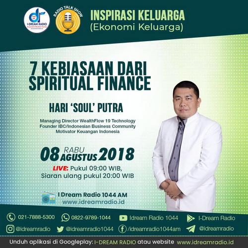 7 Kebiasaan dari Spiritual Finance