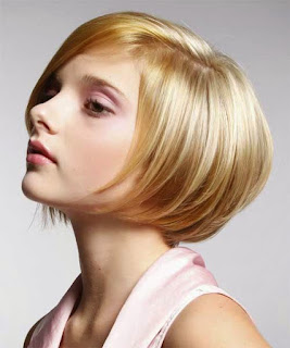 Gaya Rambut Wanita Karir : Rambut Bob