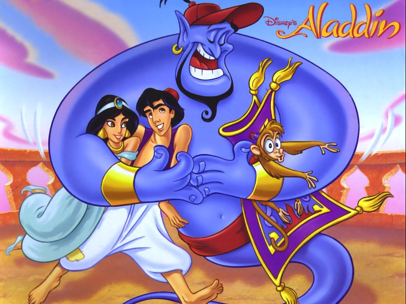 ALADDIN HD WALLPAPERS | FREE HD WALLPAPERS