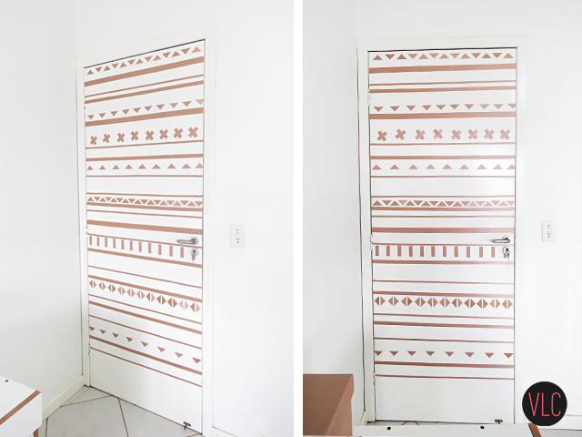 DIY-Porta-decorada-papel-contact