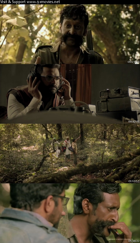 The Veerappan Hindi Dubbed Movie 720p Download