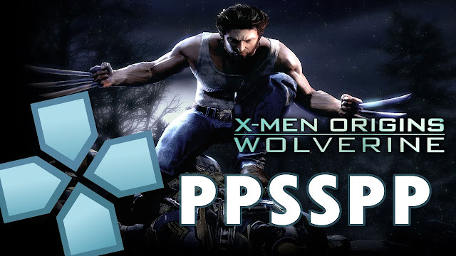 Download Game X-Men Origins: Wolverine (USA) ISO/CSO PPSSPP Highly Compressed Terbaru