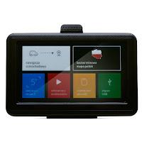 Nawigacja samochodowa GPS myNavi 5 Hykker z Biedronki