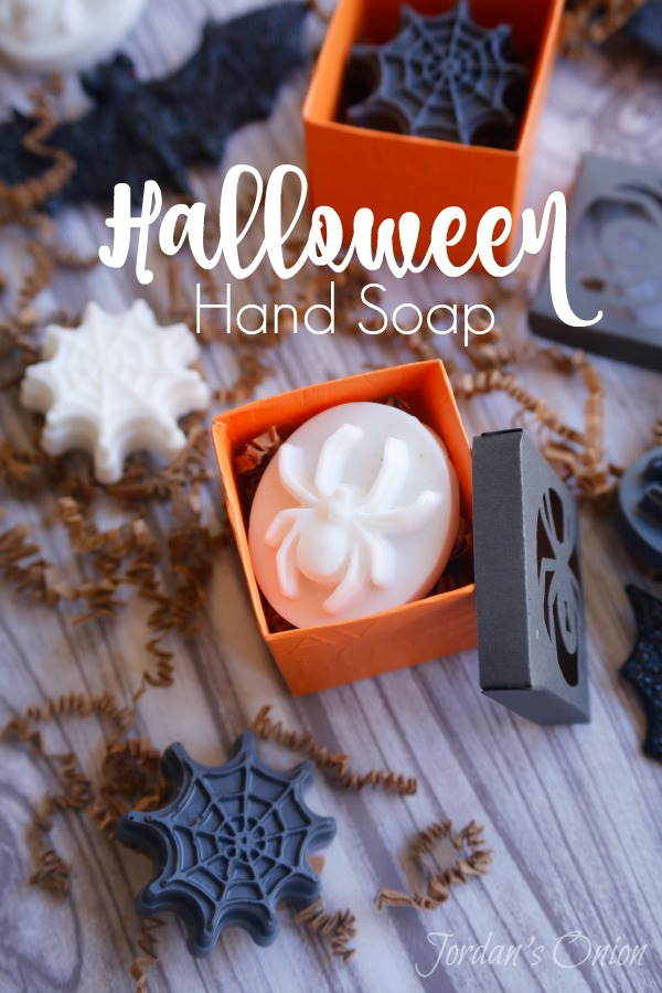 i wanted to offer you guys something a little different for a halloween craft and thought that halloween soap