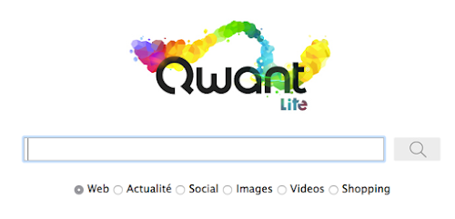Qwant lite search