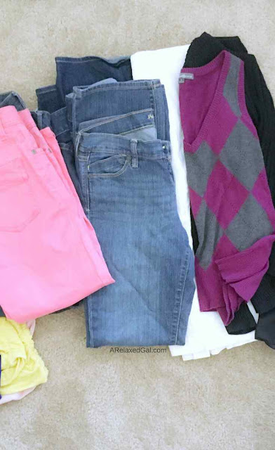 How To Shop For Clothes And Save Money | A Relaxed Gal