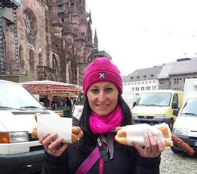 Bockwurst o bratwurst?