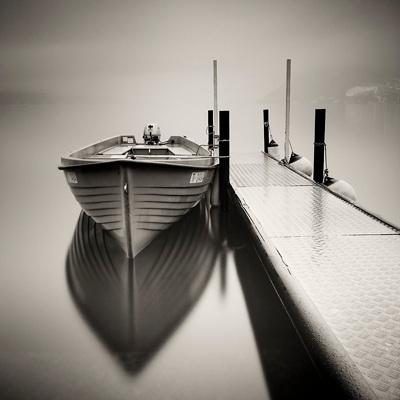 Esperando para partir, fotografia de Pierre Pellegrini
